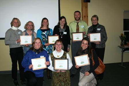 Recognized LG Cumberland County Schools