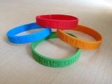 Silicon Bracelets Photo
